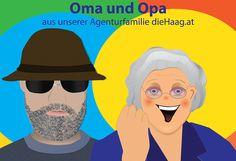 Ja, Oma und Opa sind nun zusammen - vielleicht gibts ja mal ein komplettes Familienportrait.