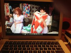 "Quilts in ""Big Business"" via Butcher Holler. Photo/Quilt 2 of 2. God, I love Lilly Tomlin."