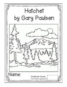 Found Poetry Activity With Hatchet Or Any Other Novel