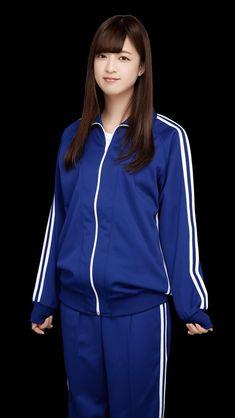 Kawaii, Athletic, Jackets, Beauty, School, Fashion, Asian Beauty, Down Jackets, Moda