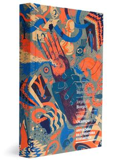 Antologia da Literatura Fantástica - Livros na Amazon Brasil- 9788540504547