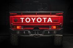 The Toyota Custom 79 Series Land Cruiser Pickup is a Myth Revealed Toyota Tercel, Toyota 2000gt, Toyota 4runner Trd, Toyota Corolla, Toyota Supra, Autos Toyota, Toyota Trucks, Corolla 1995, Toyota Tacoma