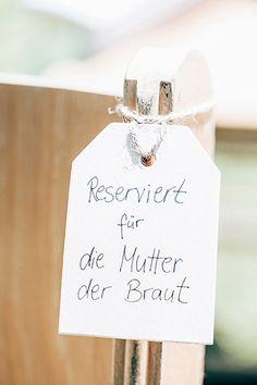 #wedding #vintage #reserviert #schild #hochzeit #im #freien