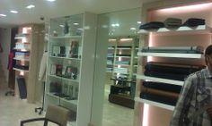 Retail Shop With Display Window - Design by  Interior Designer: Abhinav Jain, India