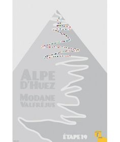 A punishing climb through the alps. After battling valiantly for 10 days, Voeckler finally relinquishes his jersey. Alpe D Huez, Cycling Art, Bike Art, Mtb, Posters, Tattoos, Canvas, Fitness, Bike
