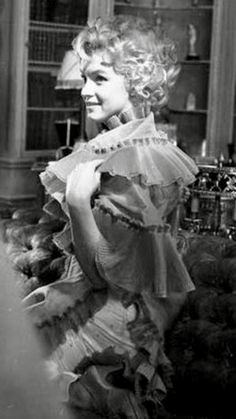 """Marilyn on the set of """"The Prince and The Showgirl"""", 1956."""