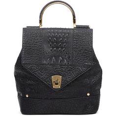 Sole Society Beatriz Exotic Backpack $50