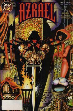 azazel batman | Exibir tópico - Batman: Terra de Ninguém (1999)