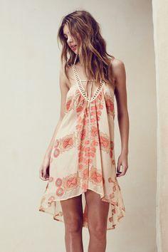 BARCELONA HALTER DRESS