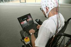 Scientists from Stanford outfitted patients with a brain-computer interface (BCI) and taught them how to type up to six words per minute using their brain.