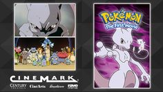 The first Pokemon Movie is returning to theatres for it's 2oth anniversary.