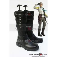 Final Fantasy 13 Hope Estheim Cosplay Boots Shoes #FFC020 shoes boot