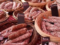 @toddvic - @BrittanyFerries #ForAnyone who likes these tasty sausages from the local French market.