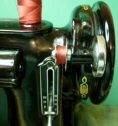 Singer Featherweight 221 Tip of the Month