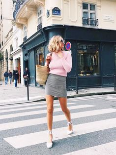 Our Favorite French It Girls Adore This Shoe Brand