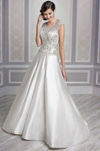 View a selection of wedding dresses at Mrs2Be.ie. Browse by silhouette, neckline, train and more.