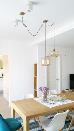 Lighting design ideas for living room / dinner table Lighting Design, Interior Design, Lighting, Living Room, Home, Interior, Modern, Home Decor, Room