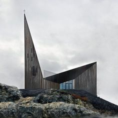 Community Church Knarvik, Knarvik, 2014 - Reiulf Ramstad Arkitekter
