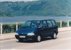 Renault Espace Limited 2.2 (9-95)