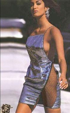 body for more vintage style trends. 90s Fashion, Runway Fashion, Fashion Models, High Fashion, Fashion Show, Vintage Fashion, Fashion Outfits, Fashion Trends, Vintage Style