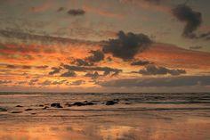 zonsondergang - Landschappen (heide, duinen, etc) -