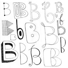 B by Abi Hall