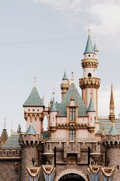 Disneyland - every weekend from now until New Years @Tim Harbour Mather? Free entrance to the Disney parks is one of the many amazing perks to being a part of the Disney corporation family.
