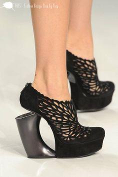 Fashion trends for Women's shoes - Fall 2013 #fashion #fashiontrends #fall2013