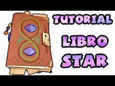 Cómo hacer el libro de hechizos de Star - Tutorial Star vs Las Fuerzas d...