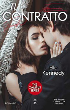 Leggere Romanticamente e Fantasy: Anteprima: Il contratto di Elle Kennedy, in arrivo...