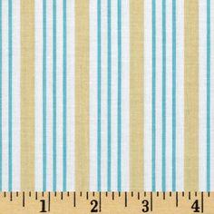 Song Bird Stripe Blue