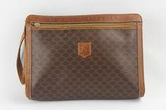 Celine Monogram Travel Cosmetic Bag Clutch – Bagriculture