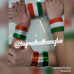 Independence Day Special, Designer Bangles, Exclusive Collection, Retail, Peace, Explore, Green, Sobriety, Sleeve