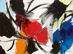 """Jean Miotte (1926 Paris – lebt in in der Provence und in New York) -[...], mis en vente lors de la vente """"Art Moderne"""" à Villa Grisebach Auktionen   Auction.fr"""