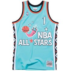 75bcb900a15 13 Best 1996 NBA All Star Game images in 2019 | All star, Converse, Star