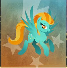 ThePonyArtCollection: Lightning Dust