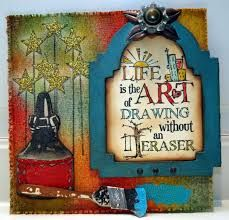 Image result for tim holtz hanging sign project ideas
