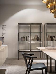 Galerist: vitrinskåp av Christophe Pillet