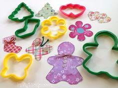 Cookie Cutter Gift Tags