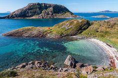 Helgelandskusten, Norge