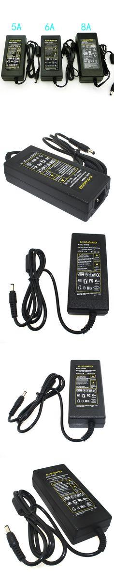 B13 DC5V Adapter AC100-240V Lighting Transformers OUT PUT DC 5V 5A / 6A / 8A Power Supply for LED Strip EU Plug