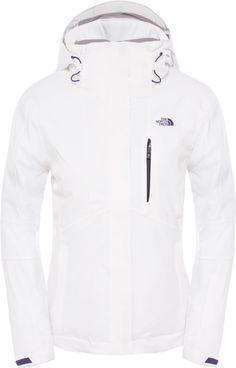 The North Face Ravina Women's Ski/Snowboard Jacket, S, TNF White