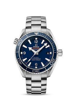 OMEGA Watches: Seamaster Planet Ocean - Titanium on titanium - 232.90.42.21.03.001