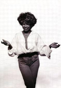 Tina Turner 1993, What's Love tour promo