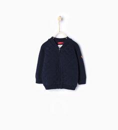 ZARA - KIDS - Knit cardigan