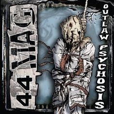 44MAG - Outlaw Psychosis, Grey