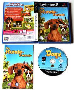Petz: Hundefreunde für Playstation 2,in OVP