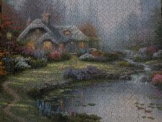 Thomas Kinkade - Renowned Painter and NY Times Best-Selling Author