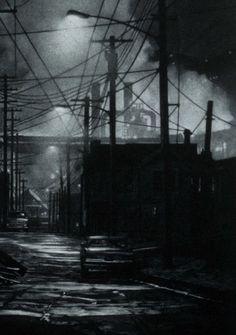 Craig McPherson - Braddock (Detail)