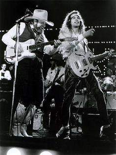 Charlie Daniels and Ted Nugent
